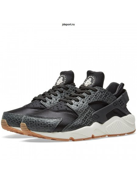Nike Air Huarache PRM Black (36-40)