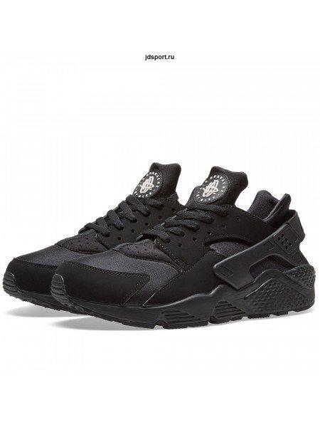 Nike Air Huarache Черные 5625