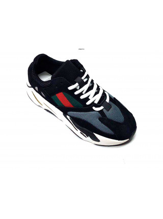 Adidas Yeezy Boost 700 Wave Runner (Black/White)