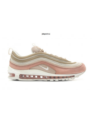 Nike Air Max 97 (Coral/Beige/Summit White)