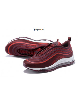 Nike Air Max 97 Ultra (Red/Summit White)