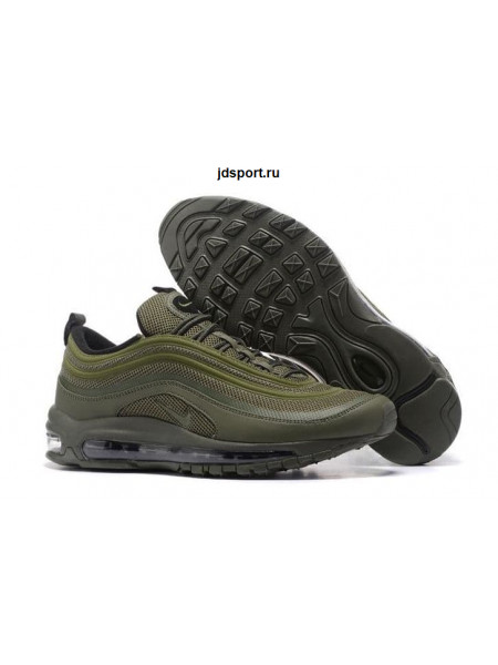 Nike Air Max 97 (Army Green/Black)