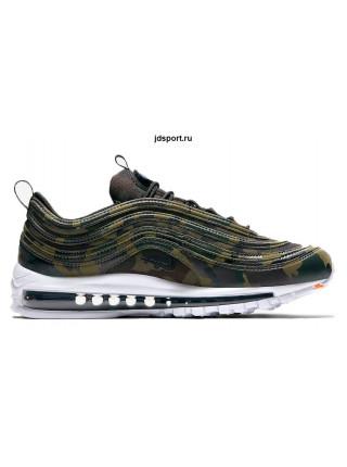 """Nike Air Max 97 """"France"""" (Camo Green)"""