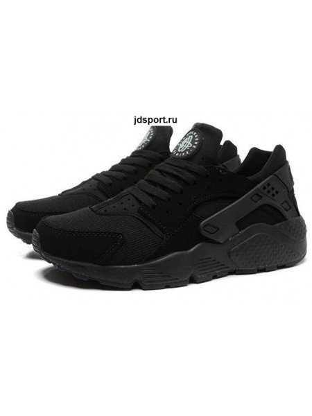 Nike Air Huarache (All Black)