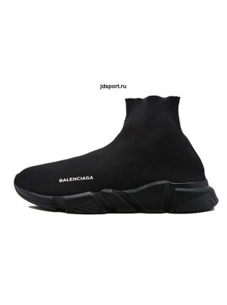Balenciaga Speed Trainer (Triple Black)