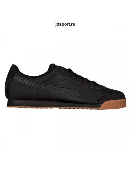 Puma Roma Black Leather (41-45)