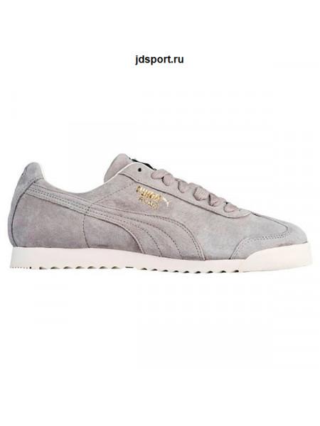Puma Roma Grey Suede (41-45)