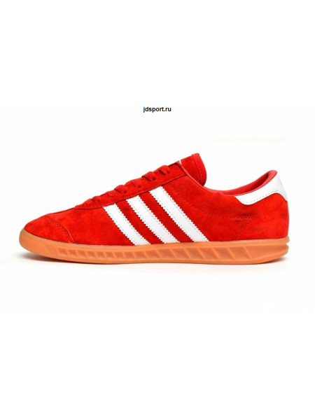 Adidas Hamburg (Red/White)