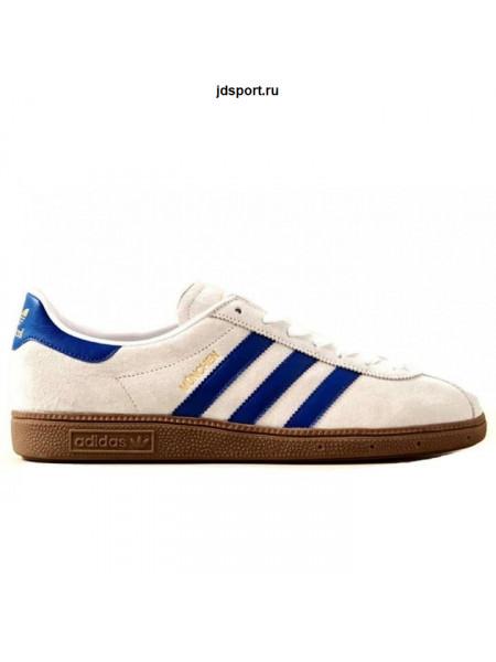 Adidas Munchen x Size (White/Blue)