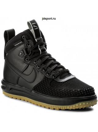"Nike Lunar Force 1 ""Duckboot"" All Black"