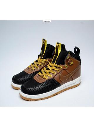 Nike Lunar Force 1 Duckboot Brown