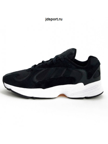 Adidas Yung-1 Core Black / Cloud White