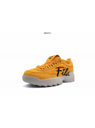 Fila Disruptor ll Yellow/White