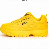 Fila Disruptor ll All Yellow (36-40)
