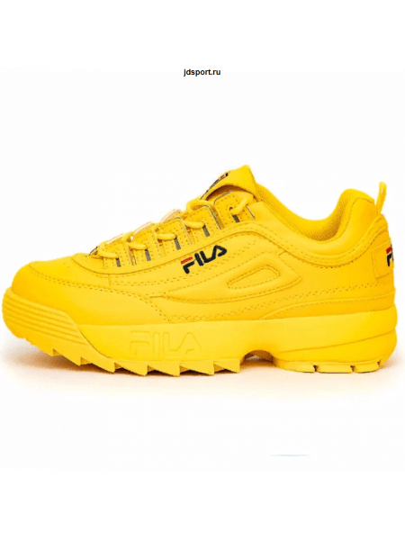 Fila Disruptor ll All Yellow (36-40)