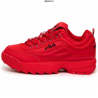 Fila Disruptor ll All Red (36-40)