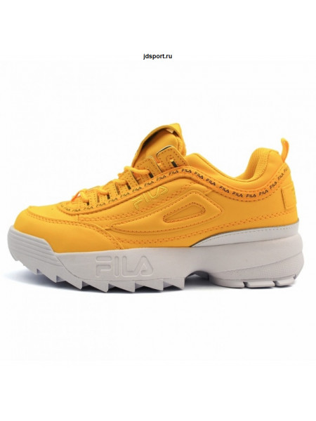 Fila Disruptor 2 Yellow/White
