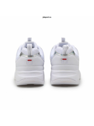 Кроссовки Fila Ray Hologram White