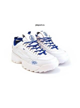 Fila disruptor 2 holypop White/Blue