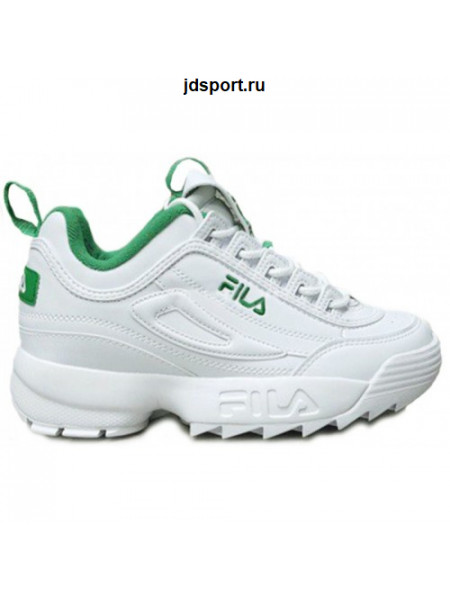 Fila disruptor 2 holypop White/Green