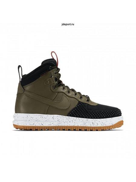 """Nike Lunar Force 1 """"Duckboot"""" Green Army"""