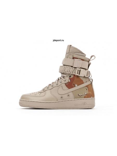 Nike SF-AF1 Desert Camo