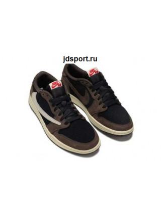 Nike JORDAN 1 Unisex Street Style Collaboration Sneakers