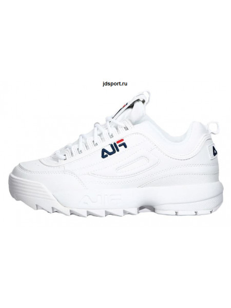 Fila Disruptor ll White\Blue
