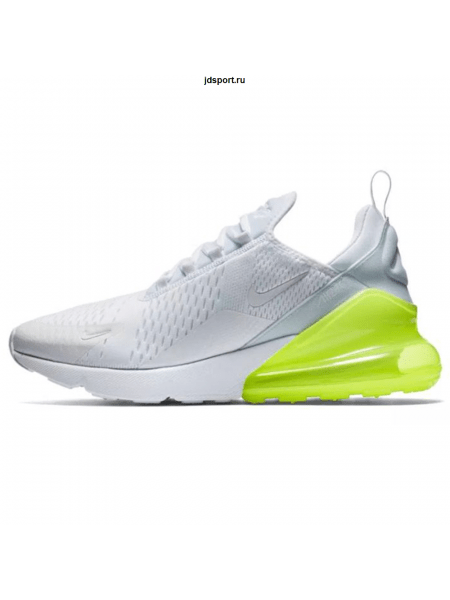 Nike Air Max 270 White/Light Green ( 36-40)
