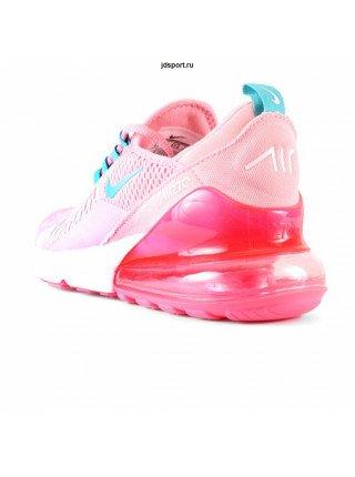Nike Air Max 270 Pink/White/Blue ( 36-40)