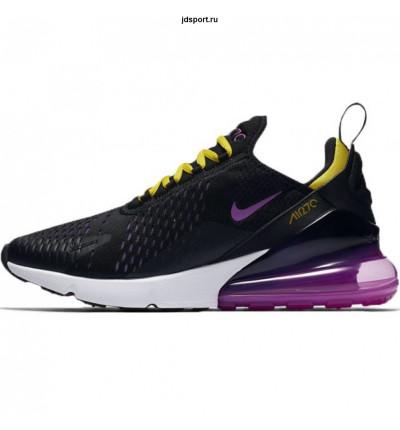 Кроссовки Nike Air Max 270 Hyper Grape Black/Purple/White