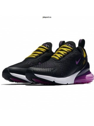 Nike Air Max 270 Hyper Grape Black/Purple/White ( 36-40)