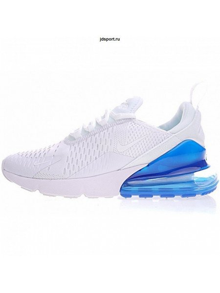 Nike Air Max 270 White/Blue ( 36-40)