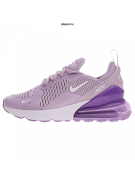 Nike Air Max 270 Grey Purple ( 36-40)