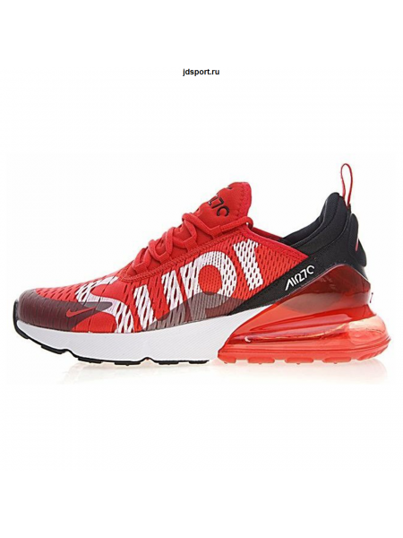 Supreme x Nike Air Max 270 Red