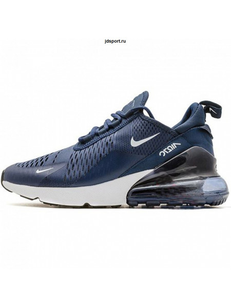 Nike Air Max 270 (Blue/White)