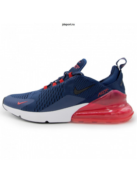 Nike Air Max 270 (Blue/Red)