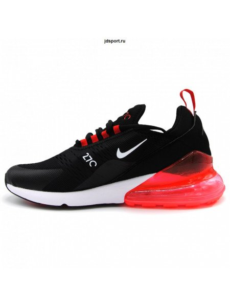 Nike Air Max 270 (Black/Red/White)