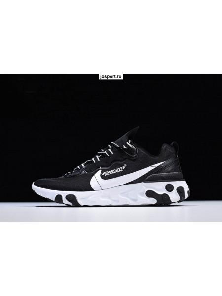 Кроссовки Nike React Element 87 Black/White
