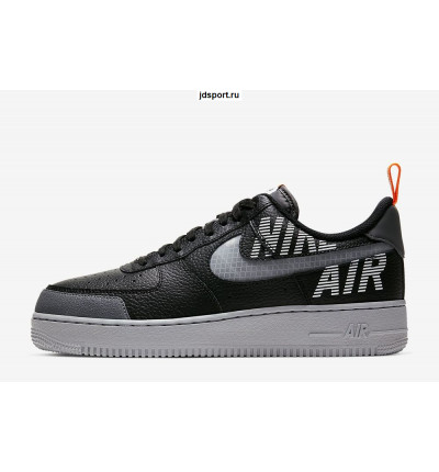 Nike Air Force 1'07 LV8 Under Construction Black/White