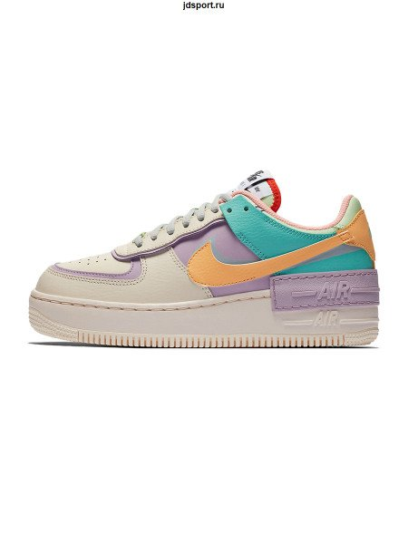 Nike Air Force 1 - Shadow Pastel