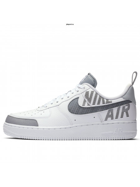 Nike Air Force 1'07 LV8 Under Construction White/Grey