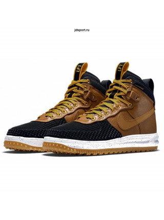 Nike Lunar Force 1 Duckboot (Brown/Black)