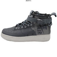 Nike SF Air Force 1 Mid (Grey)