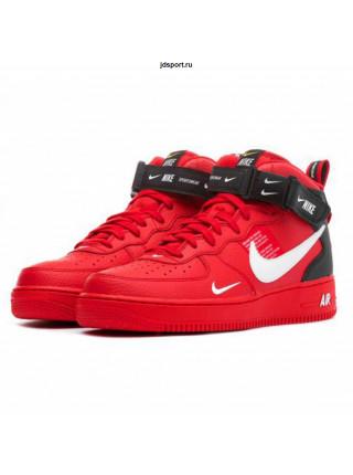Nike SF Air Force 1 Red/Black
