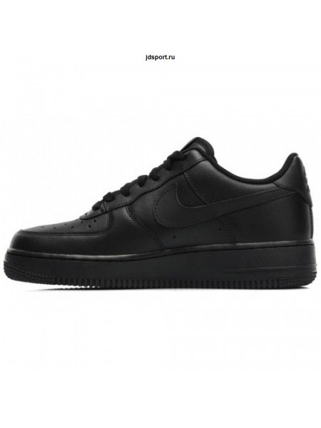 Nike Air Force 1 Low (Black)