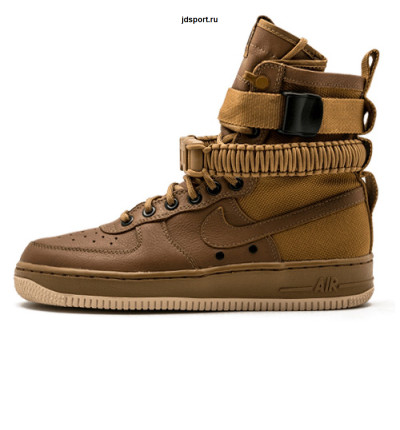 Nike SF AF1 Special Field Air Force 1 (Golden Beige)