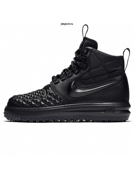 Nike Lunar Force 1 Duckboot (Black)