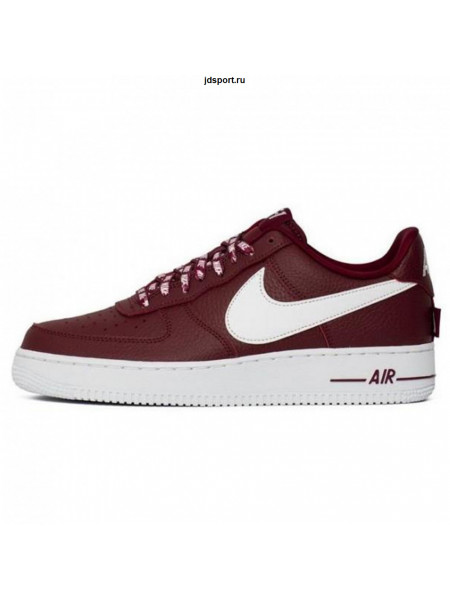 Nike Air Force 1 Low (red)