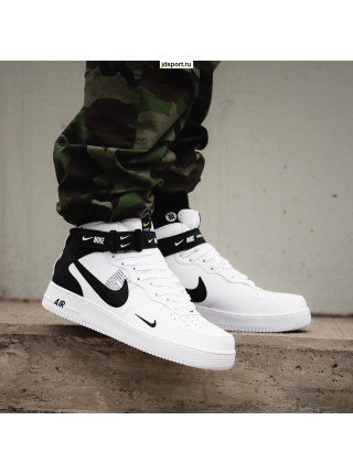 Nike Air Force 1 Mid '07 LV8 White